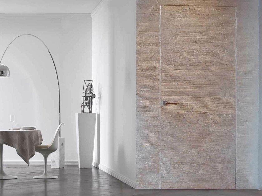 Flush-fitting door WALLDOOR | Flush-fitting door by Bertolotto Porte