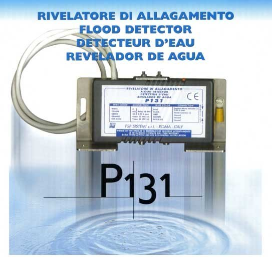 Detection of flooding P131 by FSP SISTEMI