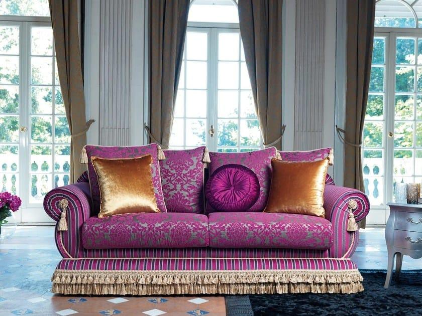Classic style sofa PRINCE   Classic style sofa by Domingo Salotti