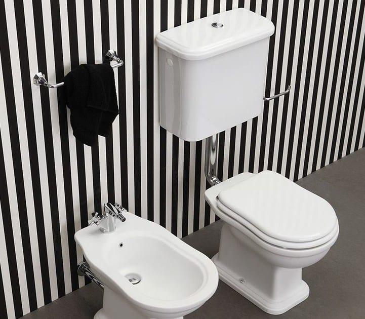 Ceramic toilet with external cistern EFI | Toilet with external cistern by CERAMICA FLAMINIA