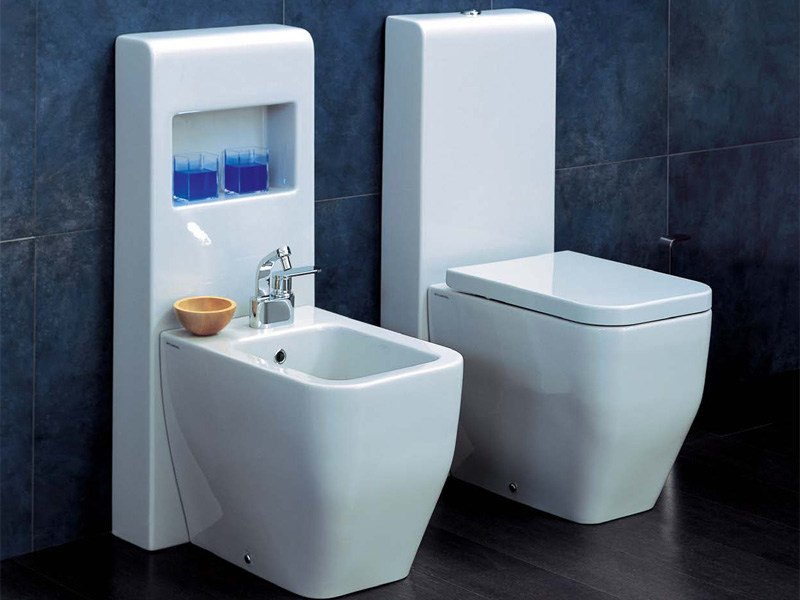 Ceramic WC cistern NIAGARA by CERAMICA FLAMINIA