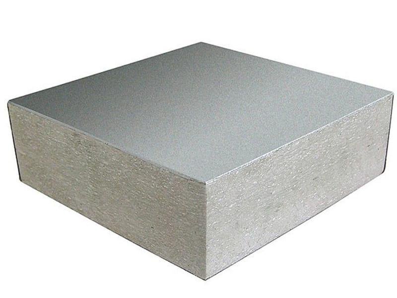 Calcium sulphate panel for raised flooring ANIMA | Calcium sulphate PG6 by NESITE