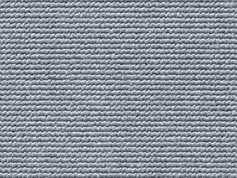 Solid-color polyamide rug ISY by Carpet Concept