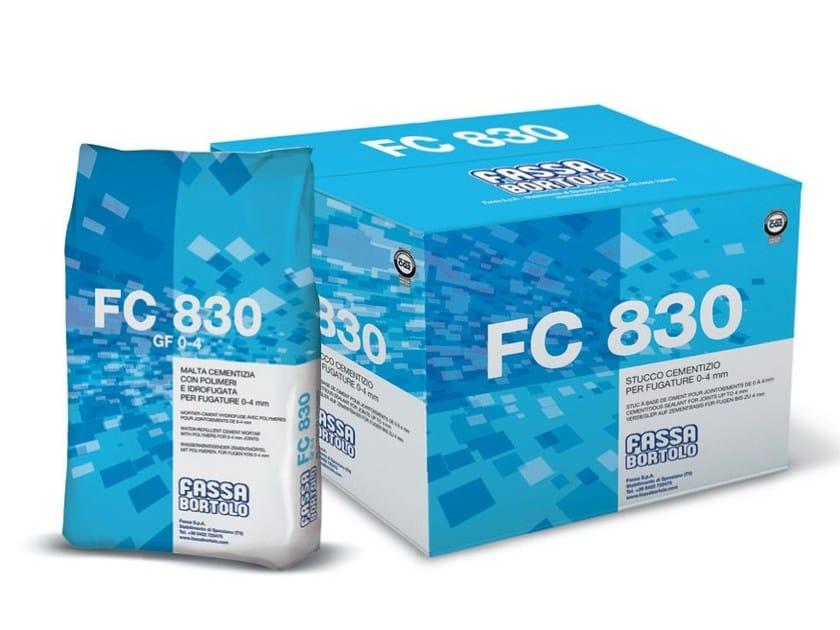 Flooring grout FC 830 GF 0-4 by FASSA