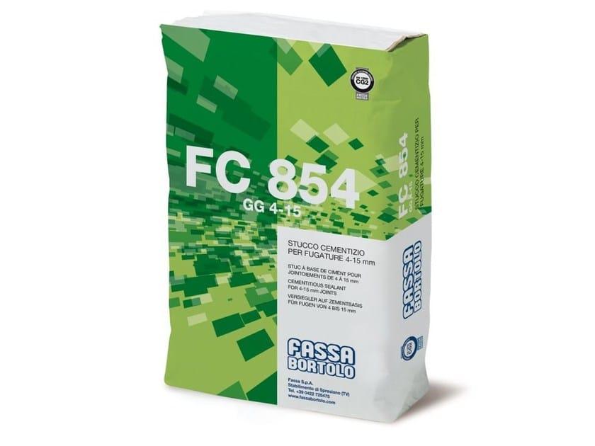 Flooring grout FC 854 GG 4-15 by FASSA