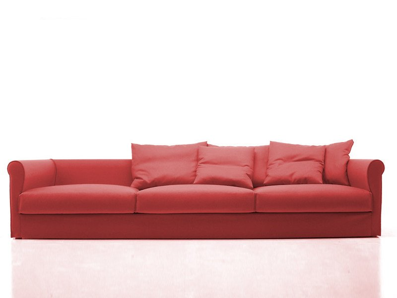 Sofa with removable cover DORIAN | Sofa by Living Divani