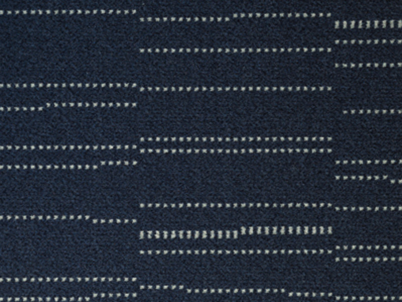 Patterned polyamide rug BAC 101 by Carpet Concept