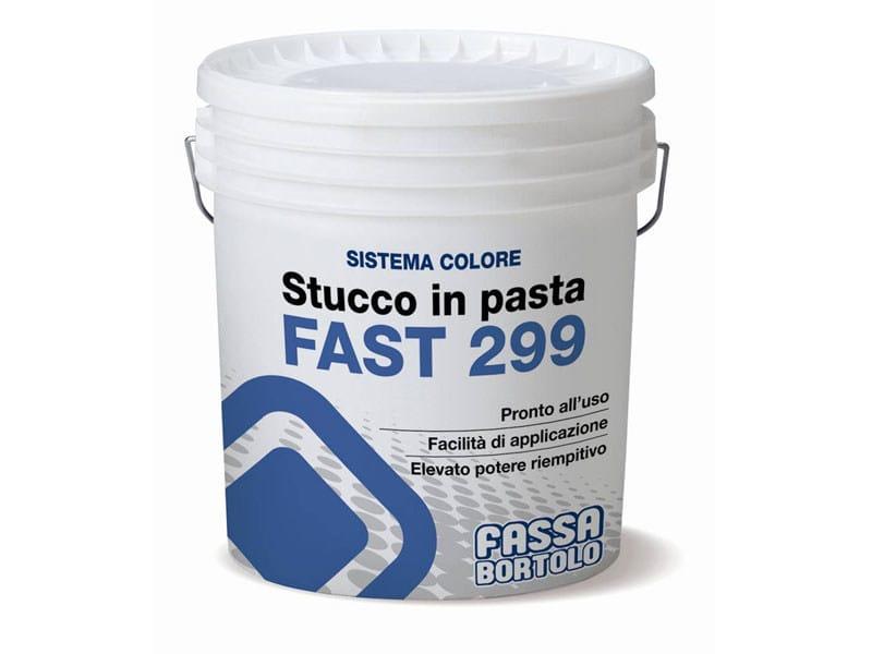 Gypsum and decorative plaster FAST 299 by FASSA