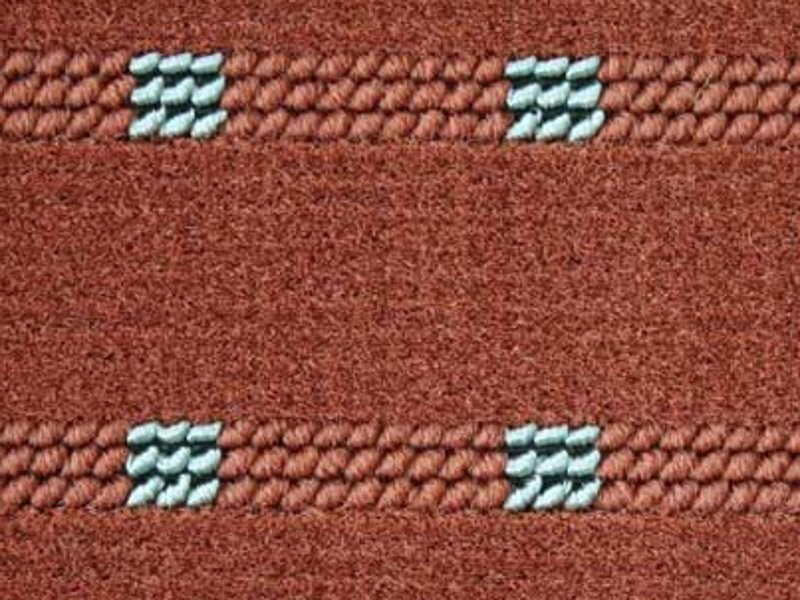Polyamide carpeting / rug NET 6 by Carpet Concept