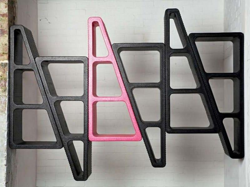 Modular bookcase MAKE / SHIFT by Movisi