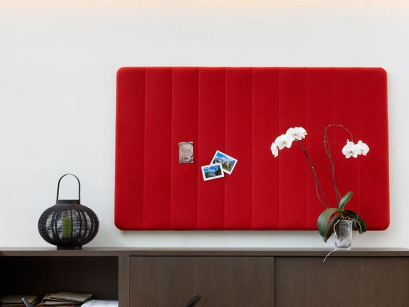 Sound absorbing panel BuzziPod by BuzziSpace