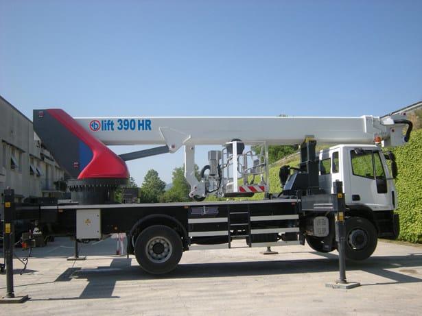 B-LIFT 390 High Range