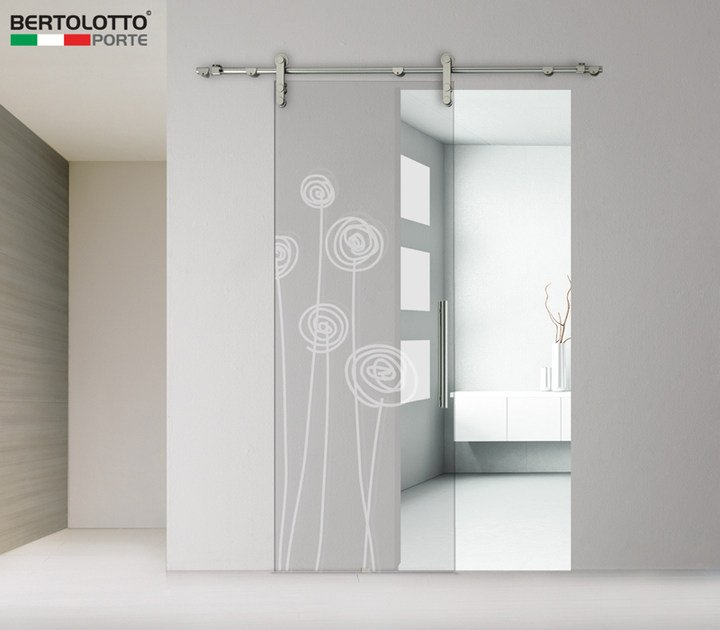 Sliding door without frame 3245 decoro soffi by bertolotto porte glass sliding door without frame 3245 decoro soffi by bertolotto porte planetlyrics Gallery
