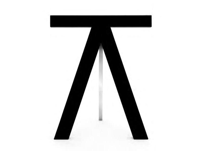 Rectangular MDF table MY PONY by Opinion Ciatti