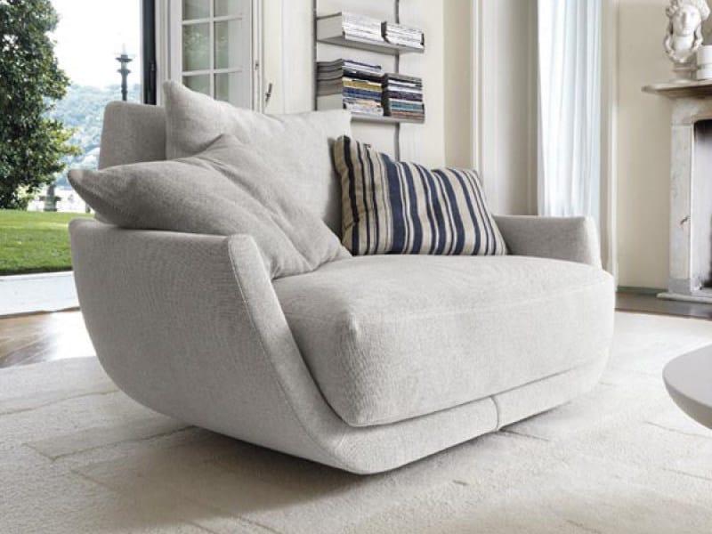 Swivel armchair TULISS | Armchair by Désirée divani
