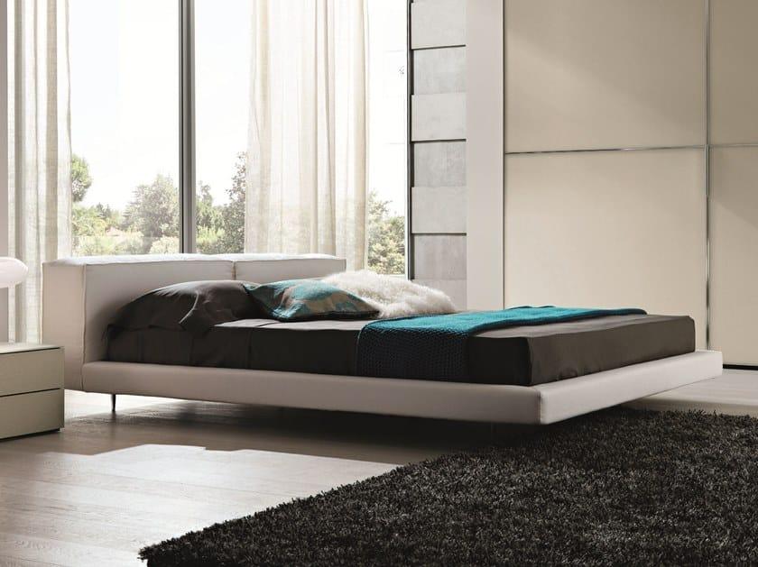 Zenit letto by désirée divani design edoardo gherardi