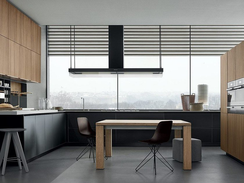 fitted kitchen twelve by poliform - Poliform Kitchen