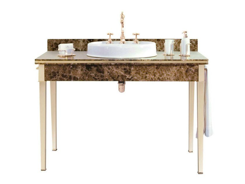 Single console sink LANCASTER by GENTRY HOME