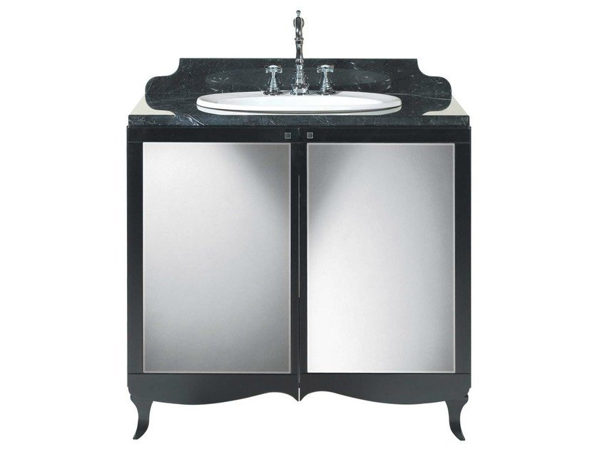 Vanity unit with doors LORD by GENTRY HOME