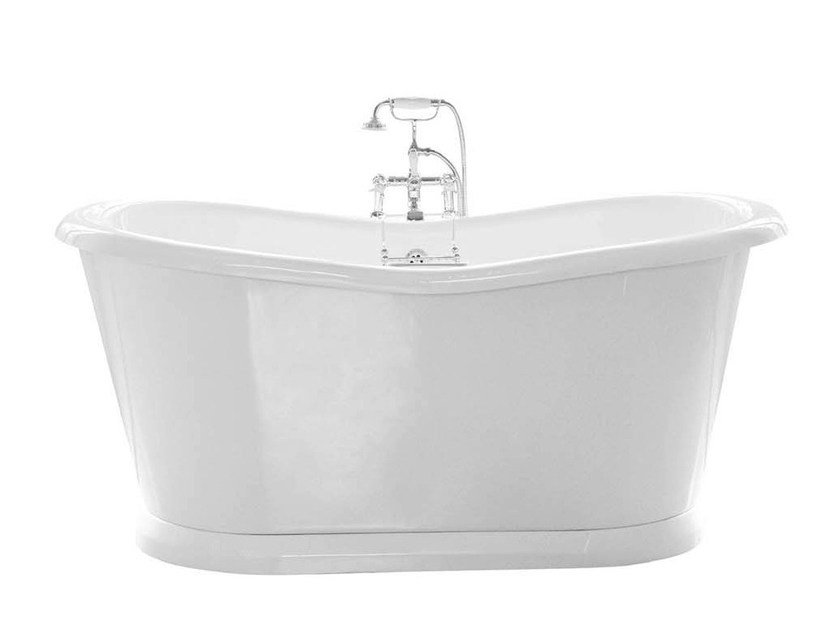 Freestanding acrylic bathtub GEORGIAN by GENTRY HOME