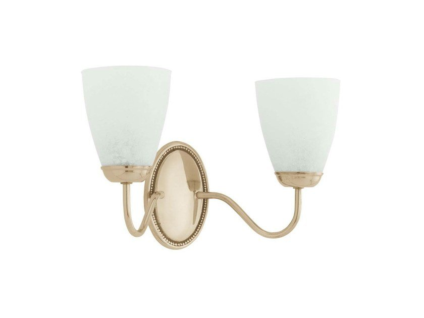 Bathroom wall lamp COTTAGE by GENTRY HOME