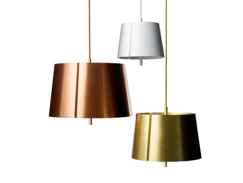 Lampada In Rame Design : Lampada a sospensione in rame w s wästberg