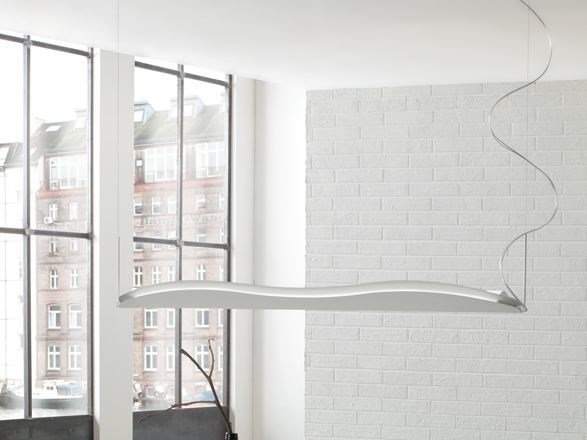 Pendant lamp LANCIA by Lucente