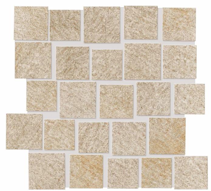 ROXSTONES Goldenstone Composizione G 30x30