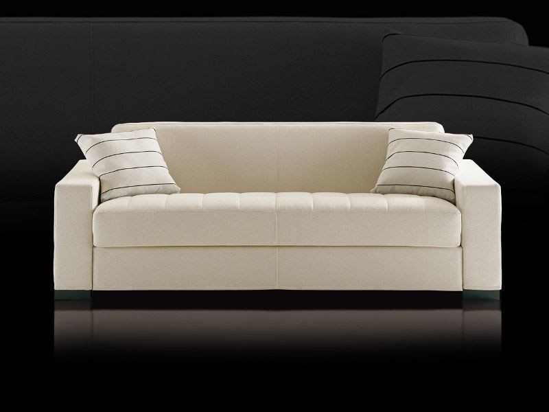 Fabric sofa bed with removable cover MATRIX by Milano Bedding