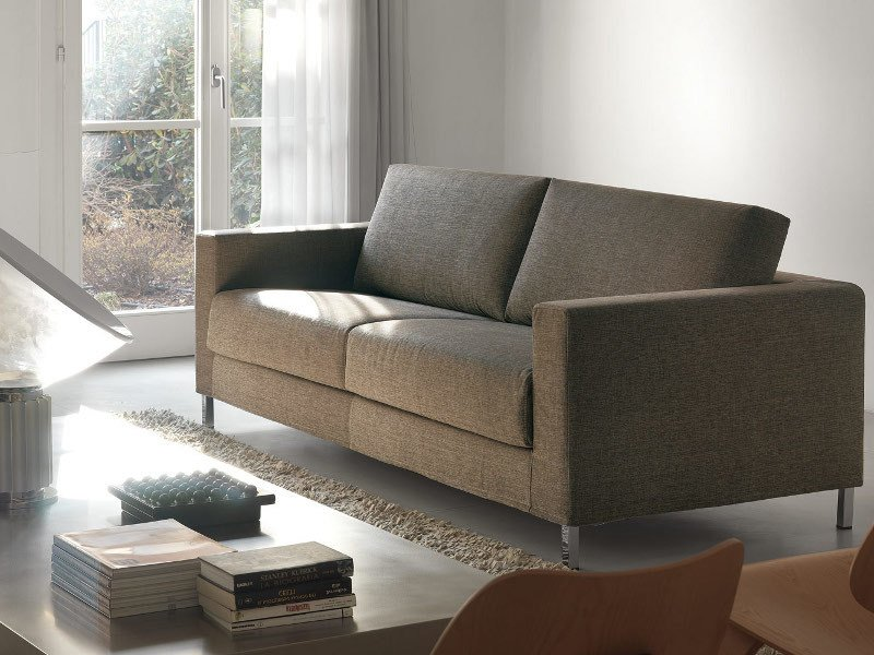 Fabric sofa bed JAMES | Sofa bed by Milano Bedding