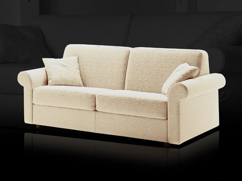 Fabric sofa bed RICHARD by Milano Bedding