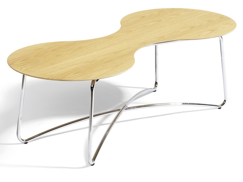 Folding table SMALL ISLAND | Table by Blå Station
