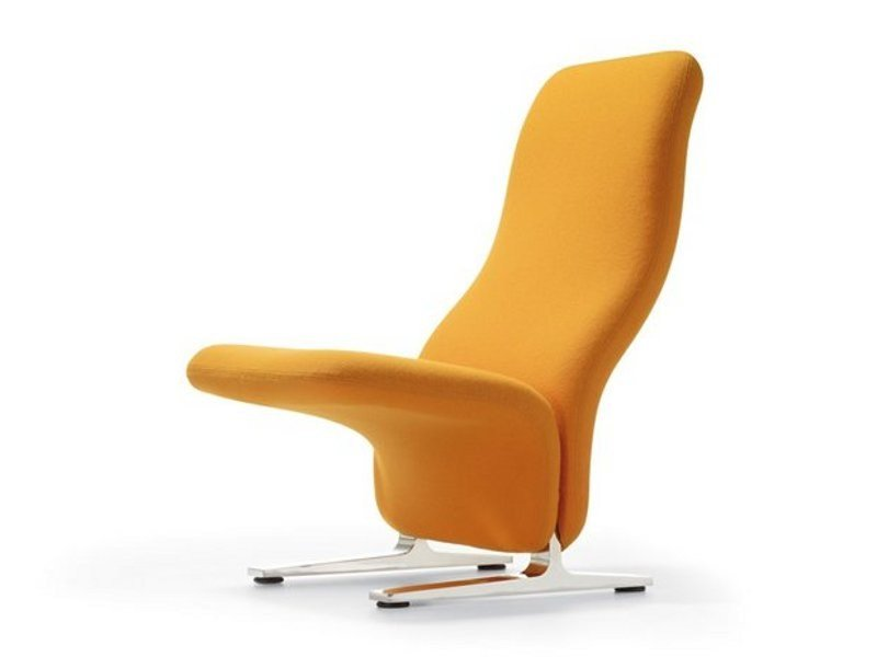 Fabric armchair CONCORDE by Artifort