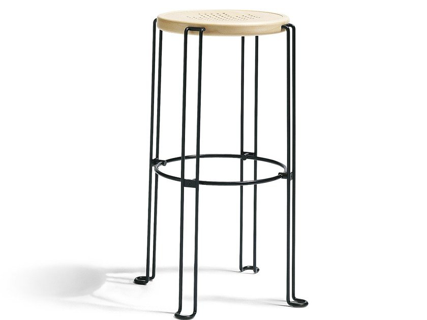 Stackable stool B2 | Stool by Blå Station