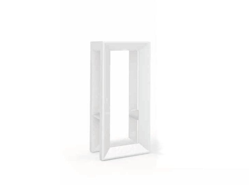Garden stool VELA | Garden stool by VONDOM
