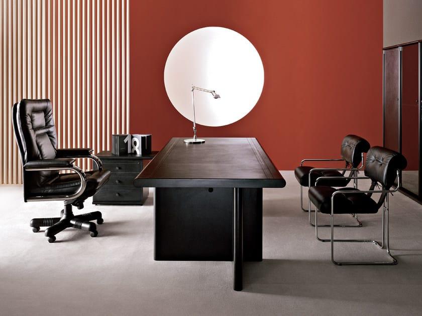 Rectangular meeting table BIG/SUPERBIG | Meeting table by i 4 Mariani