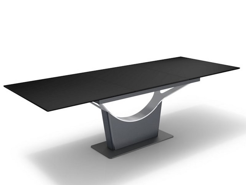 Rectangular dining table KATE by Ronald Schmitt