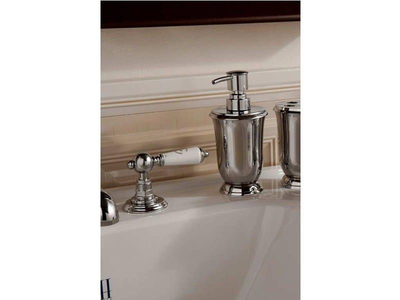Liquid soap dispenser DAME | soap dispenser by GENTRY HOME