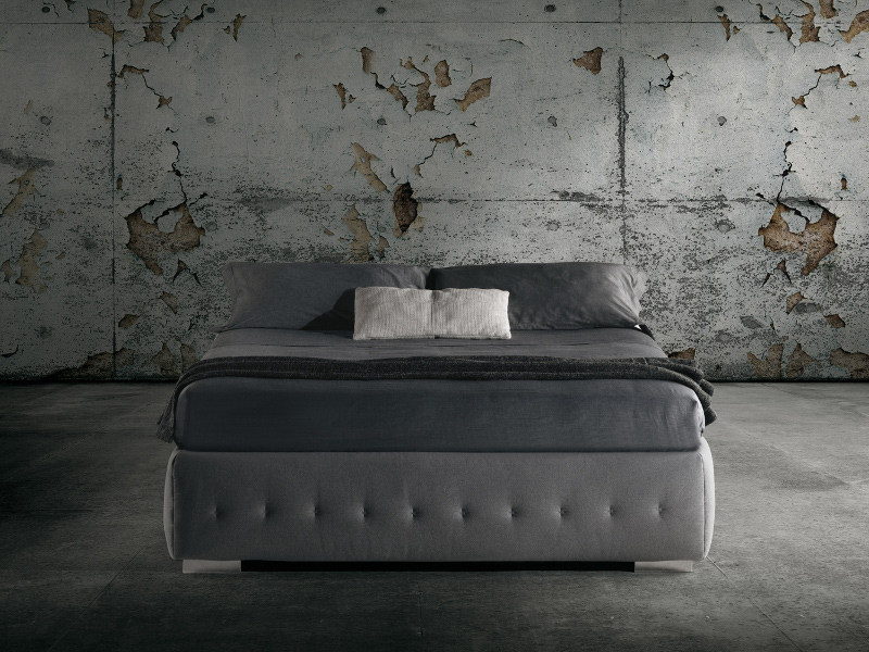 Upholstered bed RAJA by Milano Bedding