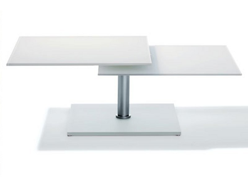 Rectangular coffee table MOSQUITO by Ronald Schmitt
