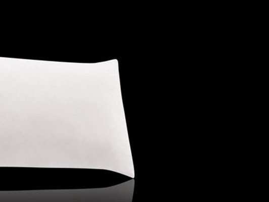 Synthetic material pillow Synthetic material pillow by Milano Bedding