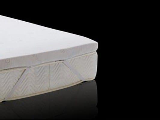 Memory foam topper MEMORY   Topper by Milano Bedding