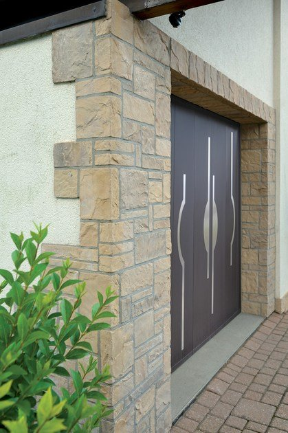 Artificial stone finish MUROK RUSTIC by Weser