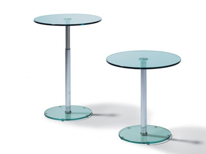 Height-adjustable coffee table K 437 | Coffee table by Ronald Schmitt