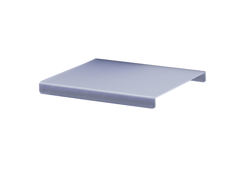 Acrylic tray HEART | Tray by SOFTLINE