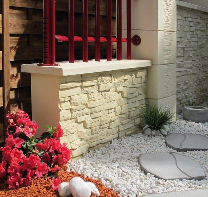 Revestimiento de pared imitaci n piedra atlas by weser - Imitacion a piedra para paredes precios ...
