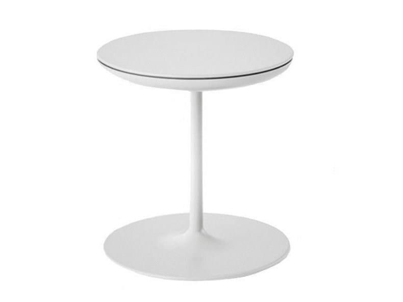 Round coffee table TOI by Zanotta
