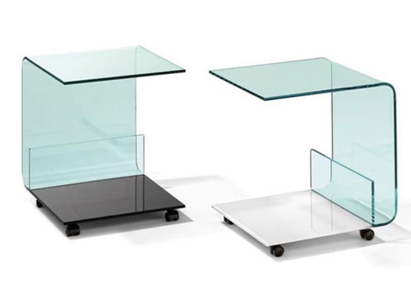 Tavolino Con Le Ruote.K 704 Tavolino By Ronald Schmitt