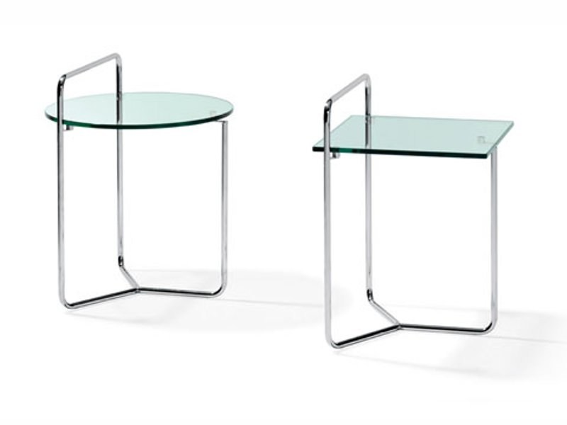 Glass coffee table K 318 | Coffee table by Ronald Schmitt