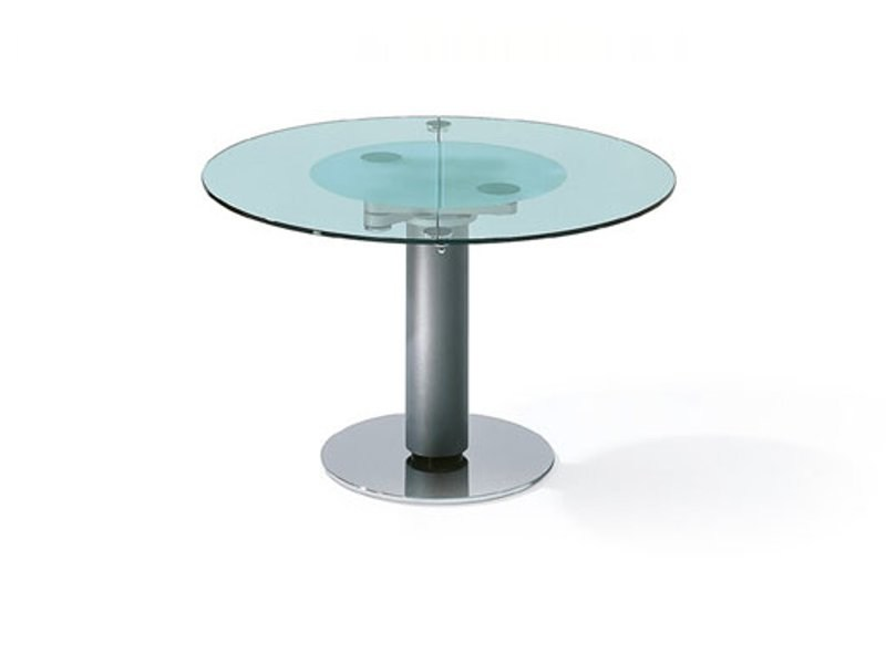 Extending round table K - G 765 - E | Table by Ronald Schmitt